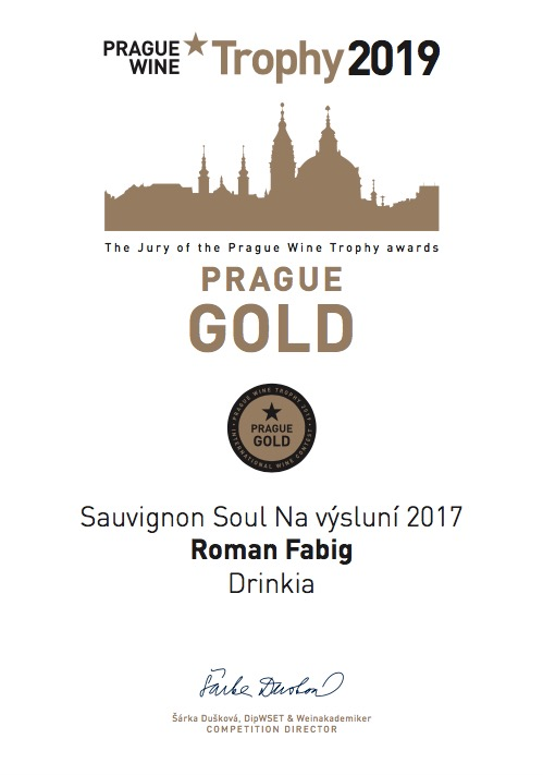 Prague Wine Trophy 2019
